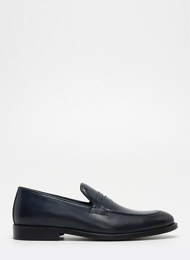 D by Divarese Klasik Ayakkabı Lacivert